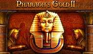 Автомат Pharaohs Gold II на деньги